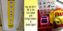 How We Do It: AAC at the Larc School with Kaitlyn Connors and Rachel Egbert   AAC: Augmentative and Alternative Communication   Scoop.it