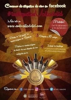 Valladolid organiza un concurso de diseño de etiquetas de vino para el CMB 2017 | Mexicanos en Castilla y Leon | Scoop.it