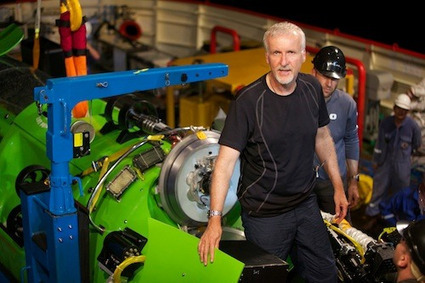 Inside James Cameron's Dive to the Bottom of the Ocean | Encounters with the ocean | Scoop.it