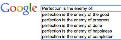 Perfection is the Enemy - Butterfly Maiden | The Butterfly Maiden Project | Scoop.it