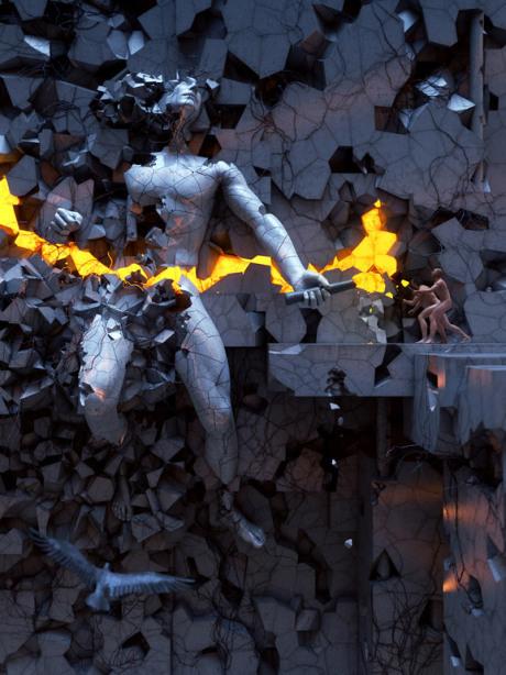 La escultura griega vuelve al centro del mundo con la obra de Adam Martinakis | Arte | Scoop.it