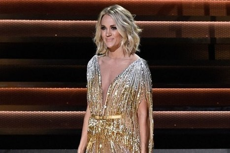 Carrie Underwood Named Artist of the Year Nominee at American Music Awards | ☊ ☊ Harmony60 Music ☊ ☊ | Scoop.it