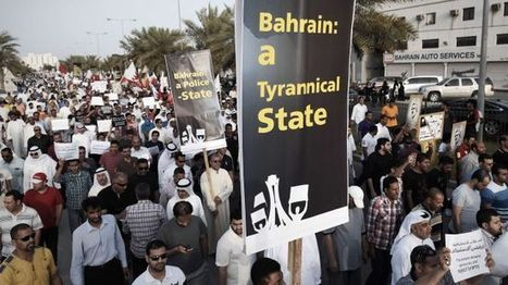 Bahraini torture victims gather in UK | Human Rights and the Will to be free | Scoop.it