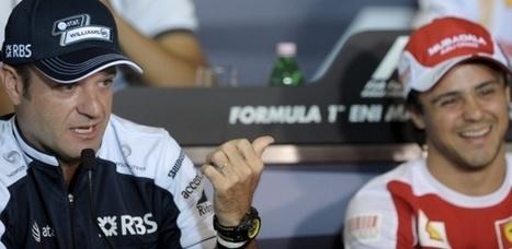 Concorrência com Rubinho na Indy ameaça agravar crise de audiência da F-1   esportes   Scoop.it