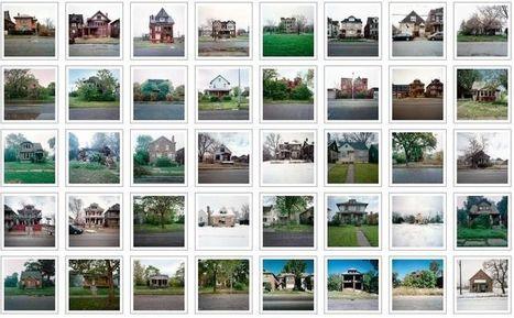 Detroit, chronique photo d'un dépérissement | Detroit | Scoop.it