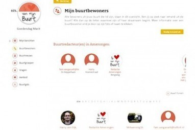Digitale buurtplatformen om mensen te verbinden | Coalitie Erbij | Social Media & sociaal-cultureel werk | Scoop.it