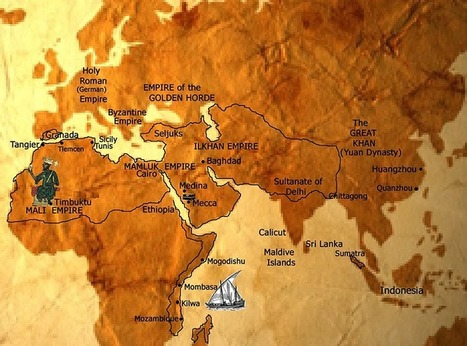 The Travels of Ibn Battuta | Fictitious or real explorers and adventurers | Scoop.it