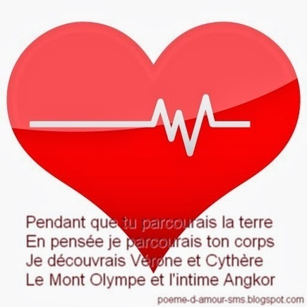 Préférence Les meilleurs: Poème d-amour - SMS d-amo UK56