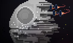 The Empire Goes 8-bit in Star Wars: Tiny Death Star | All Geeks | Scoop.it