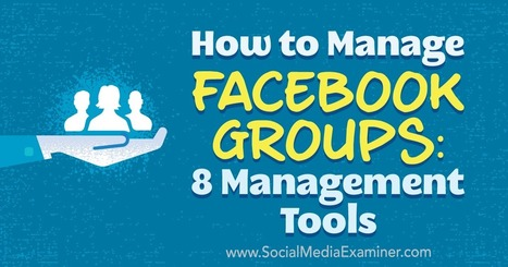 Digital marketing strategy page 2 scoop how to manage facebook groups 8 management tools digital marketing strategy scoop fandeluxe Gallery
