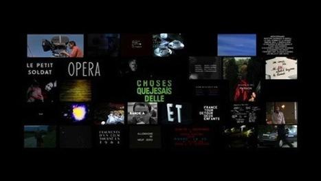"Essential Viewing: ""Godardloop"" Turns 50 Years of Cinema Into A Split-Screen Work of Art | Transmedia: Storytelling for the Digital Age | Scoop.it"