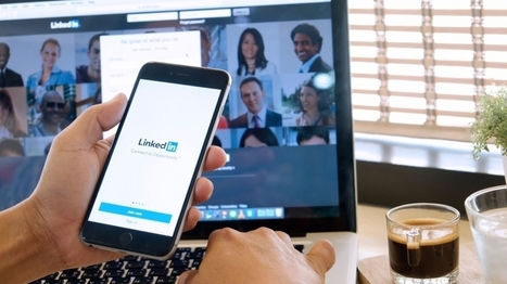 LinkedIn Your Way to Your Next Deal | Social Selling:  with a focus on building business relationships online | Scoop.it