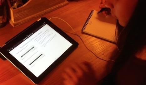 Faire une dictée par jour qui passionne les élèves | Ralentir travaux : le blog | Tice Fle, Ele | Scoop.it