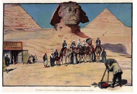 """Exposition """"Gustave Flaubert, le voyage en Egypte"""" 