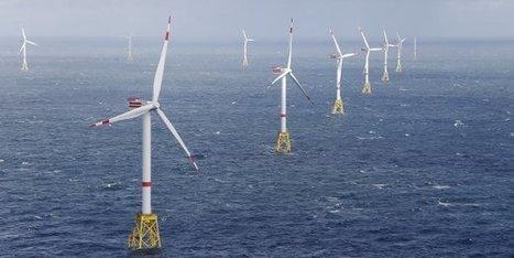 L'éolien offshore décolle dans un marché des renouvelables qui se tasse | Energies Renouvelables | Scoop.it