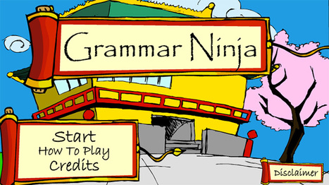 9 Grammar Games That Are Really Addicting | Engagement Based Teaching and Learning | Scoop.it