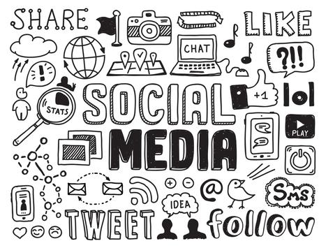 Les 50 chiffres à connaître sur les médias sociaux en 2017 | Toulouse networks | Scoop.it