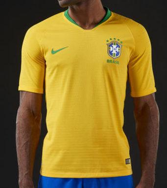 Retrospettiva della maglia del Brasile Nike dal 1998 al 2018 - FOTO 0ee3f77cf19c