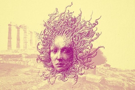 Medusa, the Original 'Nasty Woman' | Google Lit Trips: Reading About Reading | Scoop.it