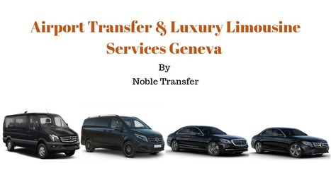 Geneva Airport Shuttle Services