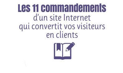 Les 11 commandements d'un site Internet qui convertit les visiteurs en clients   goodwayvoyages   Scoop.it