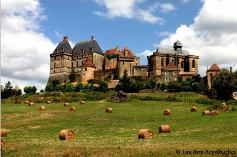 Biron : une belle commune en Dordogne | A visiter | Scoop.it