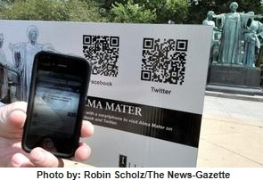Four Ways QR Codes Could Revolutionize Education - Education - GOOD | Interactive Teaching and Learning | Scoop.it