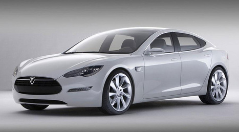 Tesla's Model S now has a titanium underbody shield to reduce risk ... | All about batteries | Scoop.it