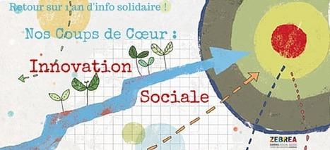 Coups de coeur : INNOVATIONS SOCIALES | ZEBREA | Innovation sociale et Créativité citoyenne pour le Changement sociétal | Scoop.it