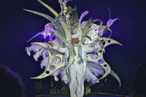 Carnival Pro Tip: Attend a Fabulous Gay Ball | LGBT Destinations | Scoop.it