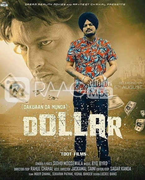 sidhu moose wala new song mp3 dawood