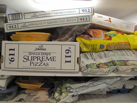 How to Keep a Freezer Inventory - Goedeker's Home Life | Best Home Organizing Tips | Scoop.it