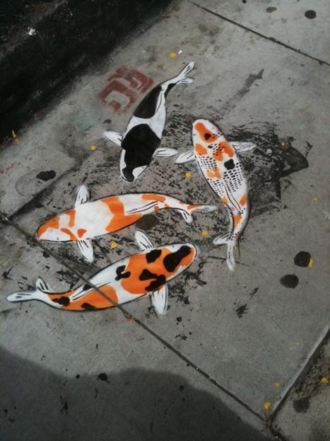 Street art | Art! | Scoop.it