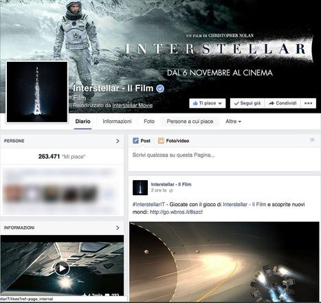 INTERSTELLAR: Esperienza Immersiva « Transmedia Hunter | Cross-media & Transmedia | Scoop.it