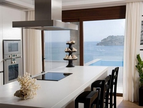 Captivating villa on the island of Crete « | LOVELY | Scoop.it