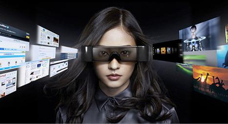 Google y sus gafas de realidad aumentada « El Android Libre   #inLearning + HCI   Scoop.it