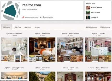Pinterest for Business: What Do Realtors Need to Know? - Business, Marketing, Pros - realtor.com | ALL ABOUT PINTEREST WITH PHILIPPE TREBAUL ON SCOOP.IT | Scoop.it