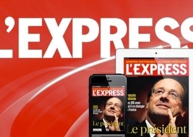 L'Express veut « réinventer la fonction du news magazine » | Les médias face à leur destin | Scoop.it