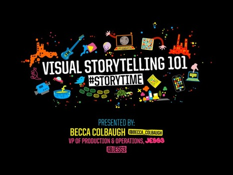 Visual Storytelling - Hashdoc | It's all in the Story! | Scoop.it