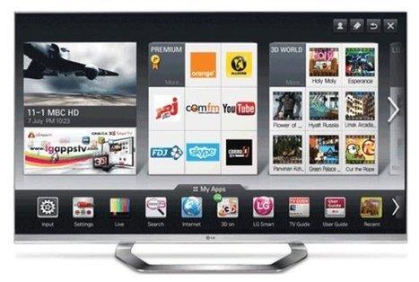 TV Connectée : le CNC essaye de comprendre les nouveaux usages | Télevision & Digital | Scoop.it