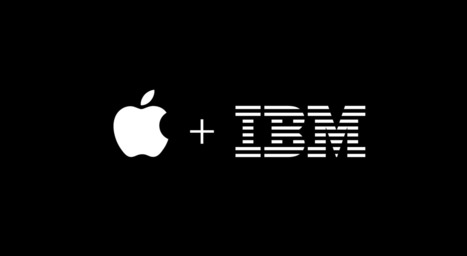 Apple and IBM Partner to Sell iPads, iPhones to Businesses | Apple iPhone, iPad and iCloud for business! | Scoop.it