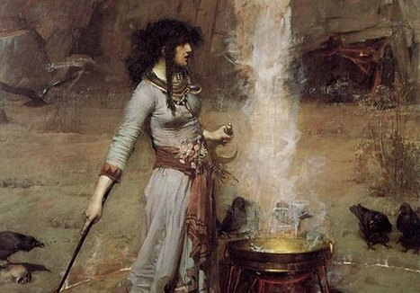 How Witches Went From Female Healers To Fearful Heretics | Banco de Aulas | Scoop.it