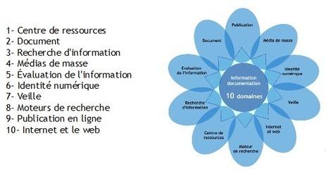 L'Information-Documentation en dix tableaux : Ce qui est réellement enseigné par les professeurs documentalistes - Les Trois Couronnes - Didactique de l'Information Documentation - Pascal Duplessis | Pédagogie info-documentaire en CDI | Scoop.it