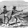 How did american portray native americans historically?
