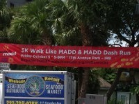 Get MADD and Walk on Indian Rocks Beach this friday #Indianrocksbeach #MADD | Clearwater Beach Florida | Scoop.it