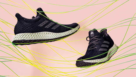 How Adidas Cracked The Code Of 3D Printed Shoes