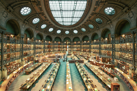 The Captivating Beauty of Libraries Around the World | 16s3d: Bestioles, opinions & pétitions | Scoop.it