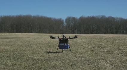 Des drones testés pour les urgences médicales | Drone | Scoop.it