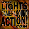 Lights, Camera, Sound, Action!