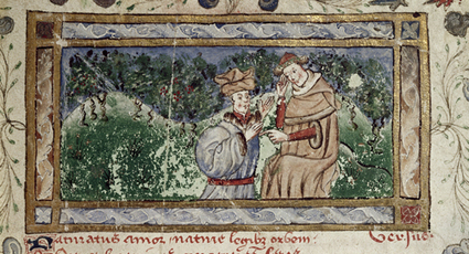 Chaucer, Gower, and What Medieval Women Want | Fairy tales, Folklore, and Myths | Scoop.it